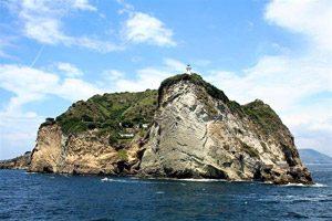 Capo Miseno dal mare