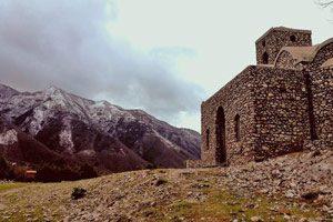 Chiesa del Castrum Pini ad Agerola