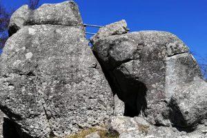 Il megalite Petra Ru Mulacchio nel Cilento