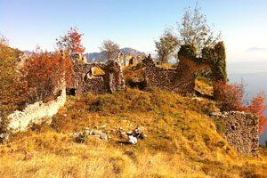Ruderi convento Cospiti ad Agerola