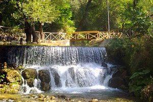 Caposele, parco fluviale