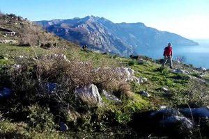 Escursione a trekking Sant'Agata sui due Golfi