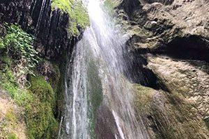 cascata bard'natore a Calabritto