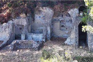area archeologica agnano