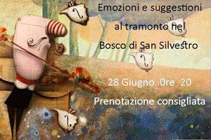 Suoni e Note nell'Oasi WWF Bosco di San Silvestro