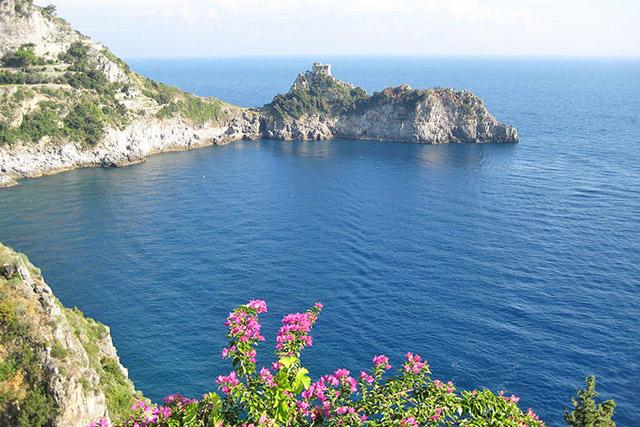 Panorama Capo Conca dei Marini