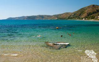 Spiaggia Acciaroli (ph Gianfranco Adduci)
